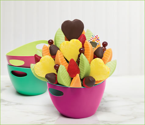 Delicious Love Bouquet Dipped Berries<br>ديليشس لوف بوكيت ديبد ستروبيرى | Edible Arrangements®