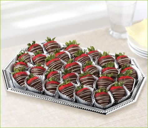 Elegance Platter Swizzle Berries<br>إيلجينس بلاتر سويزل بيريز   Edible Arrangements®