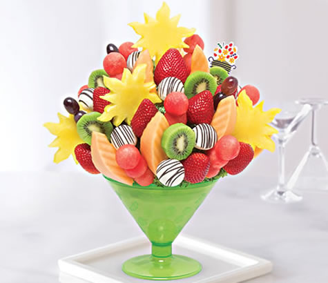 Watermelon Kiwi Summer-tini<br>وترميلون كيوي - سمر تايني | Edible Arrangements®