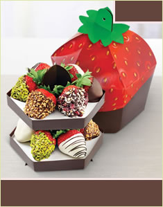 Edible Selections Signature Berry Box