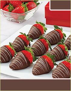 Swizzle Berries - Semisweet Chocolateسويزل بيريز - شوكولاتة