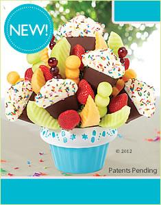 Confetti Fruit Cupcake™
