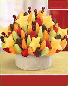 Luminous Star™ Party Dipped Strawberries